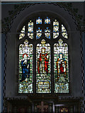 TM4160 : The Window of St Mary Magdalene Church by Geographer