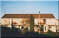 NY4828 : Houses on St John's Crescent, Stainton by Stephen Craven