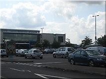 SK4625 : Donnington Park Services off the M1 by James Denham