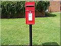 TM3762 : Seaman Avenue Postbox by Geographer
