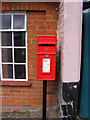 TM3458 : Main Road Postbox by Adrian Cable
