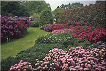SO7542 : Picton Gardens and Old Court Nurseries by Trevor Rickard