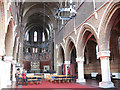 TQ3078 : Interior of St Peter's, Vauxhall by Stephen Craven