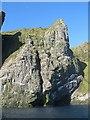NA1505 : Mullach an Tuamail by Richard Webb
