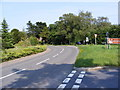 TM4496 : A143 Beccles Road, Haddiscoe by Adrian Cable