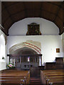 TG4700 : The Inside of St.Edmund's Church, Fritton by Adrian Cable
