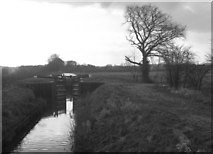 SU6168 : Towney Lock No 97, Kennet and Avon Navigation by Dr Neil Clifton