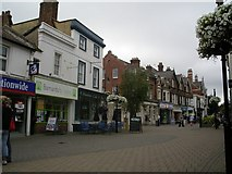 TQ0202 : High Street, Littlehampton by Roy Prescott