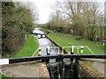 SP9014 : Aylesbury Arm: Wilstone Lock (No 8) by Chris Reynolds