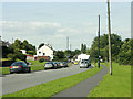 ST6168 : 2009 : Sturminster Road, Whitchurch by Maurice Pullin