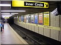 NS5564 : Ibrox subway station by Thomas Nugent