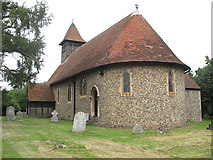 TL4311 : St Mary, Little Parndon by Stephen Craven