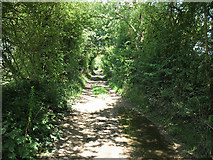 TL4311 : Bridleway from Parndon to Eastwick by Stephen Craven