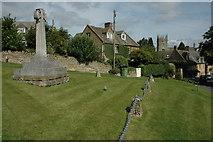 SP1729 : The village of Longborough by Philip Halling