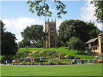 SP0343 : Evesham Abbey Bell Tower by Cameron Clark