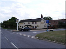TM4160 : Old Chequers Public House by Geographer