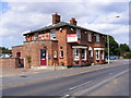 TM4360 : Butchers Arms Public House by Adrian Cable