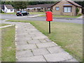 TM3958 : The Glebes & 29 The Glebes Postbox by Geographer