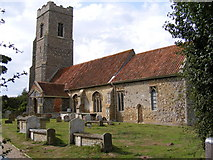 TM3959 : St.John the Baptist Church, Snape by Geographer