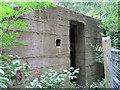 SU6079 : Entrance by the gate by Bill Nicholls
