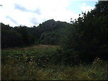 SK0955 : Thor's Cave, Manifold Valley by Peter Barr