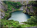 SN0730 : Pool in the quarry by Bob Helms