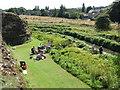 TF3465 : Bolingbroke Castle, Old Bolingbroke by Dave Hitchborne