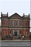 SK1746 : Ashbourne Methodist Church by Mick Lobb