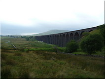 SD7579 : Ribblehead Viaduct by Jeremy Bolwell