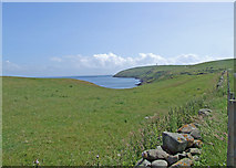 NX1430 : Mull of Galloway by Dennis Turner