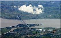 ST5590 : The Severn Road Bridge by Bob Embleton
