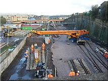 SE1632 : Bradford Interchange by Stephen Armstrong