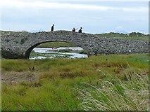 SH3568 : The Old Bridge, Aberffraw by Robin Drayton