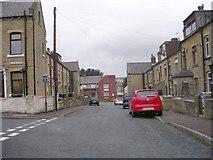 SE0826 : Buxton Street - East Park Road by Betty Longbottom