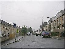 SE0826 : Concrete Street - East Park Road by Betty Longbottom