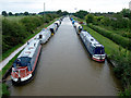 SJ6157 : The Shropshire Union Canal (Middlewich Branch) by Andy Beecroft