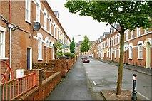 J3472 : Agincourt Street, Belfast by Albert Bridge