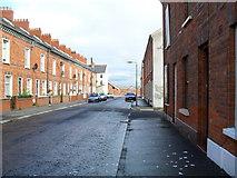 J3275 : Eccles Street, Belfast by Dean Molyneaux
