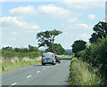 ST9558 : 2009 : Minor road to Worton by Maurice Pullin