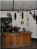 SJ6903 : Inside a workshop at Blists Hill Open Air Museum (4) by Basher Eyre