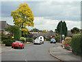 SK6343 : Bulcote Drive by Alan Murray-Rust