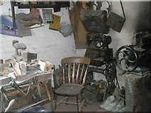 SJ6903 : Inside a workshop at Blists Hill Open Air Museum (6) by Basher Eyre