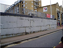 TQ3680 : Ships Side in Rotherhithe Street by Chris Lordan