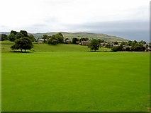 SD6592 : Sedbergh school playing fields by Steve  Fareham