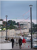 SX9163 : Torquay: view across the harbour by Chris Downer