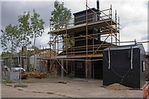 SO8845 : Restoring the RAF Buildings by Mike White