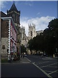 SE6052 : York Minster by Paul Gillett