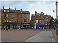 SK5445 : Bulwell Market Place by Alan Murray-Rust