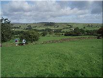 SE2065 : Farmland West of Brimham Rocks by Paul Gillett