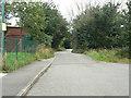 SK5345 : Blenheim Lane by Alan Murray-Rust